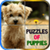Puzzles of Puppies Free icon