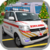 Real Ambulance Parking Mania icon