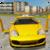 Flying Taxi car simulator icon