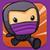 Black Ninja Smash icon