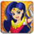 Wonder Woman Dress Up app for free