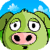 Jumping Piggy Free icon