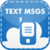 Text Message SMS icon