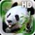 Panda Live Wallpaper HD app for free