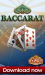 Spin Palace Baccarat screenshot 1/1