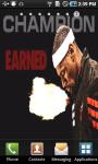 LeBron James Champ Live Wallpaper screenshot 2/3