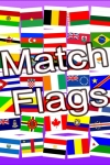Kids can Match  National Flags for iPad screenshot 1/1