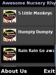 Awesome Nursery Rhymes screenshot 3/4