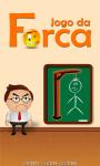 Jogo da Forca Free screenshot 1/1