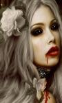 Gothic Girl Live Wallpape screenshot 2/3