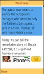 Latest_news screenshot 3/6