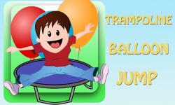 Trampoline Balloon Jump screenshot 1/5