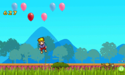 Trampoline Balloon Jump screenshot 4/5