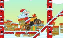 Santa Bike Ride screenshot 1/2