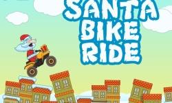 Santa Bike Ride screenshot 2/2