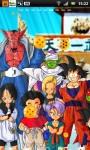 Dragon Ball Live Wallpaper 4 SMM screenshot 2/3