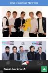 One Direction New HD Wallpaper 2014 screenshot 2/6