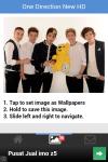 One Direction New HD Wallpaper 2014 screenshot 5/6