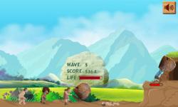 Zombie Smash-Bust Savage Game screenshot 2/4