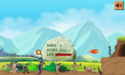 Zombie Smash-Bust Savage Game screenshot 3/4