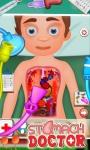Stomach Doctor - Kids Game screenshot 4/5