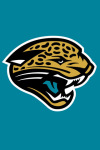 Jacksonville Jaguars Smoke Effect Wallpaper screenshot 1/1