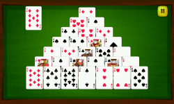 Pyramid Card Game screenshot 1/5