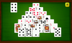 Pyramid Card Game screenshot 2/5