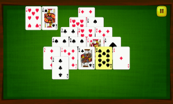 Pyramid Card Game screenshot 3/5