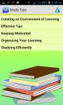 Study_Tips screenshot 1/3