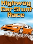 Highway Car Stunt Race screenshot 1/1