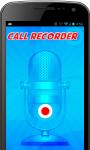 All Call Recorder Free screenshot 1/4