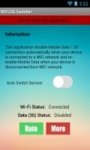 Wifi and 3G Switcher screenshot 5/6