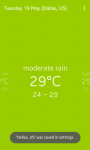 Weather Forecast Meteo For Android™ screenshot 4/4