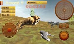 Angry Tiger Multi Player : Simulator screenshot 2/6
