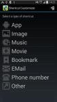 Shortcut Customizer screenshot 1/4