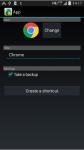 Shortcut Customizer screenshot 2/4