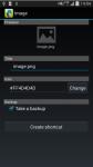 Shortcut Customizer screenshot 3/4