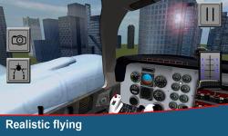 Flight Simulator 3D PRO screenshot 2/4
