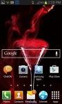 Red Smoke Live Wallpaper screenshot 2/3