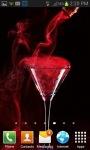 Red Smoke Live Wallpaper screenshot 3/3