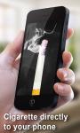 Virtual Cigarette Simulator screenshot 1/3