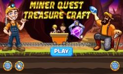 Miner Quest : Treasure Craft screenshot 1/5