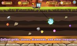 Miner Quest : Treasure Craft screenshot 2/5