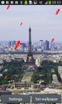 Paris Live Wallpapers screenshot 2/6