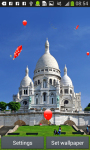 Paris Live Wallpapers screenshot 4/6