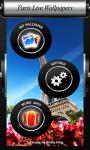 Paris Live Wallpapers screenshot 6/6