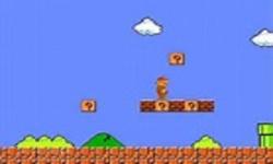 Super Mario Bros combat screenshot 1/6
