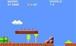Super Mario Bros combat screenshot 2/6