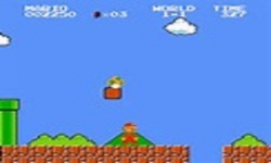 Super Mario Bros combat screenshot 5/6
